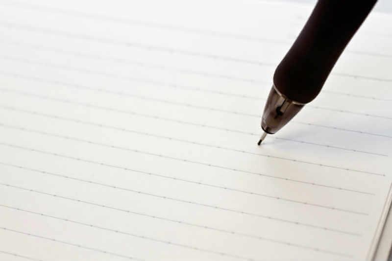 転職会議の「削除されない投稿の書き方」を参照する