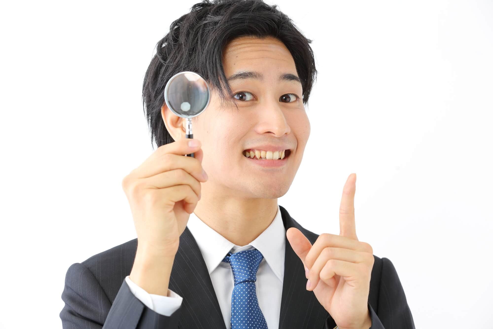Yahoo!虫眼鏡の注意点