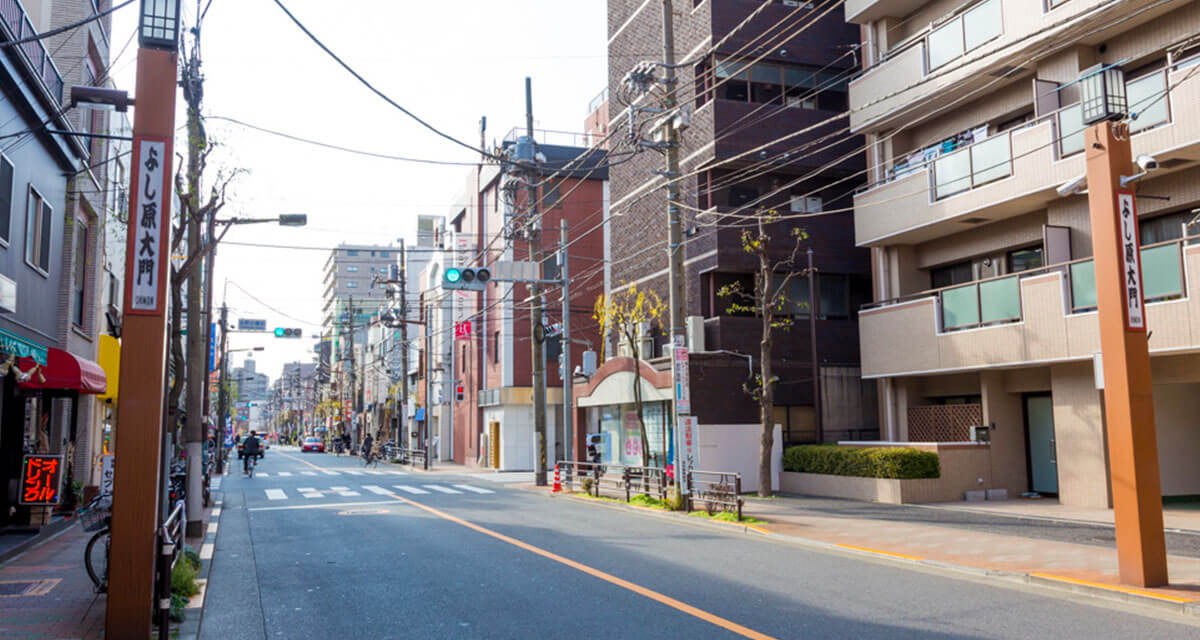 昭和と千束台